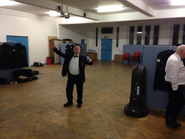 2013 12 Besses at Bolton Victoria Halls 8