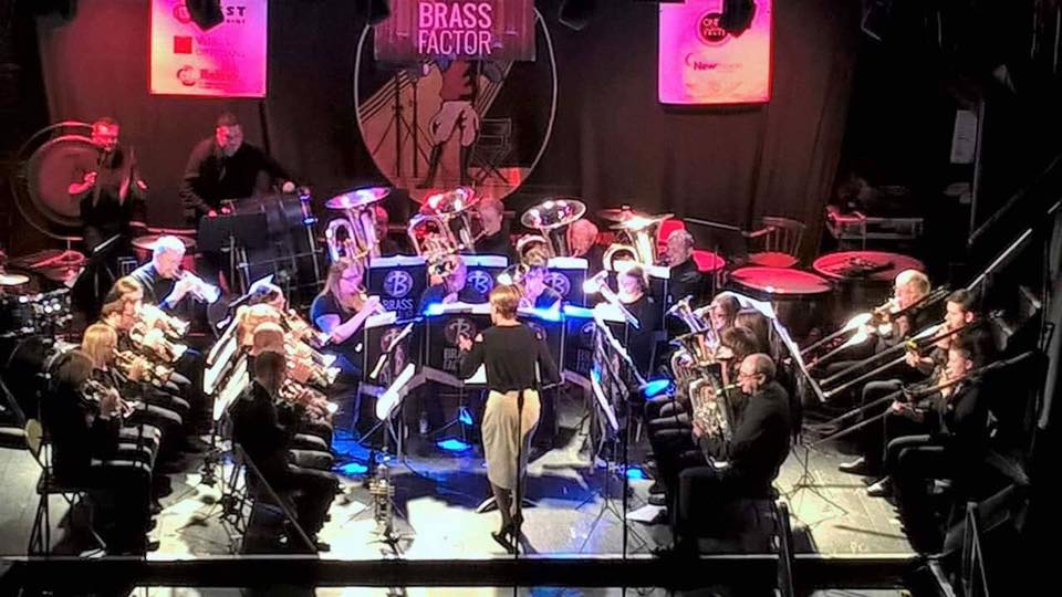 Besses Brass Factor 2016